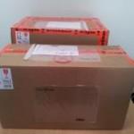 Pakketten naar de VS